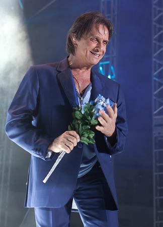 Roberto Carlos em Campo Grande 7/11/2013