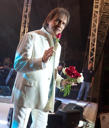 Roberto Carlos em Caruaru 6/12/2013