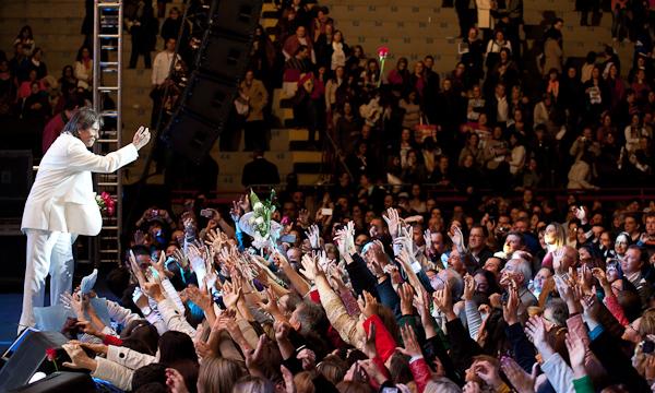Roberto Carlos em Caxias do Sul 16/4/2013