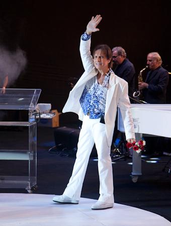 Roberto Carlos em Crato 11/7/2015