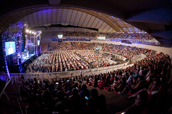 Roberto Carlos em Cuiabá 3/10/2015