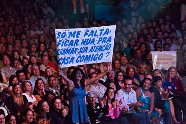 Roberto Carlos em Curitiba 29/3/2014
