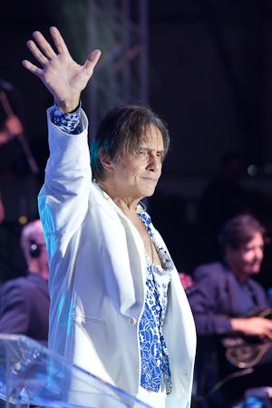 Roberto Carlos em Divinópolis 26/3/2015
