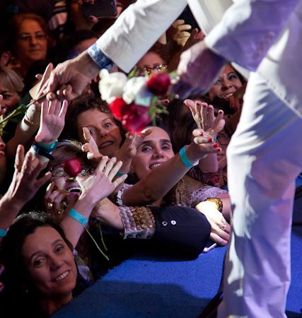 Roberto Carlos em Dourados 30/9/2015