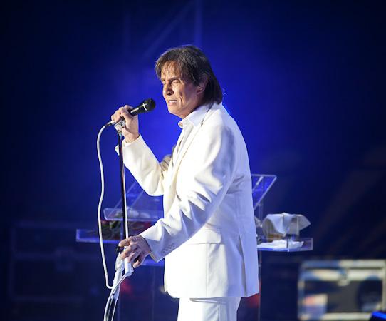 Roberto Carlos em Florianópolis 6/4/2016