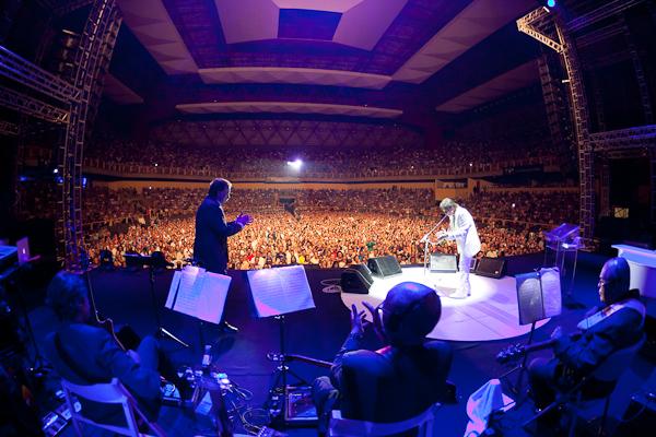 Roberto Carlos em Goiania 24/9/2015