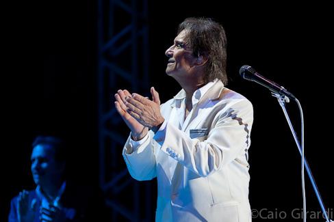 Roberto Carlos em Goiania 3/12/2011  Foto por Caio Girardi