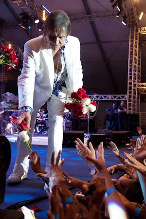Roberto Carlos em Governador Valadares 19/4/2015
