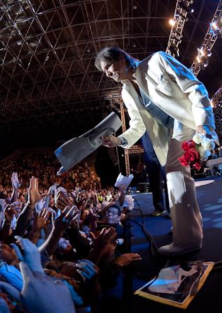 Roberto Carlos em Maceió 28/11/2013