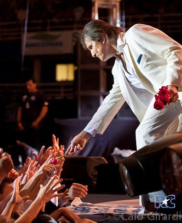 Roberto Carlos em Manaus 22/03/2012