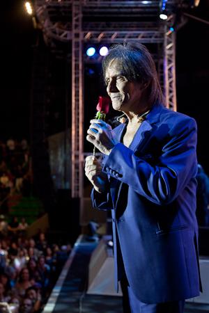 Roberto Carlos em Montes Claros 9/6/2013