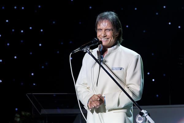 Roberto Carlos em Natal 30/11/2013