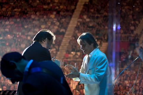 Roberto Carlos em Porto Alegre 15 e 16/10/2011  Foto por Caio Girardi