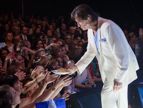 Roberto Carlos em Porto Alegre 19/4/2013
