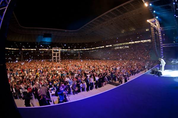 Roberto Carlos em Porto Alegre 20/4/2013