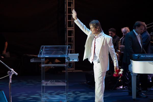 Roberto Carlos em Recife 12/4/2014