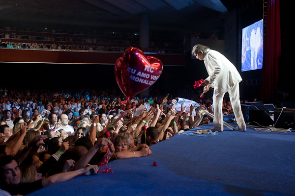 Roberto Carlos em Recife 7, 8 e 9 de Dezembro de 2012