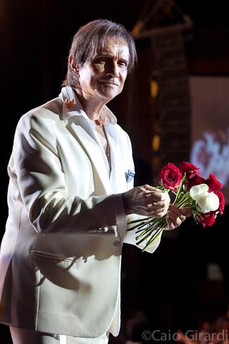 Roberto Carlos no Rio de Janeiro 8 e 9/12/2016  Foto por Caio Girardi