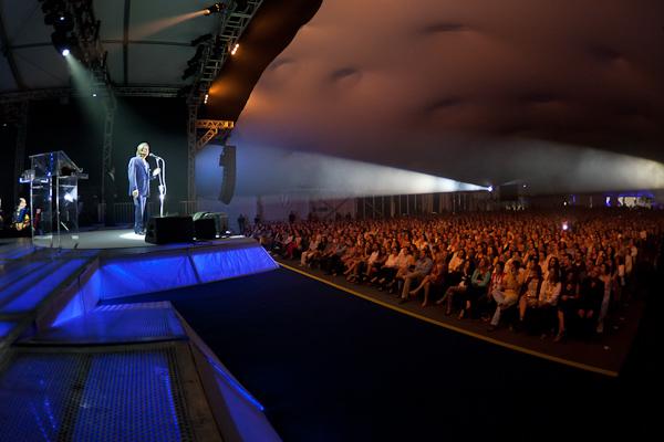 Roberto Carlos no Rio de Janeiro 10/8/2013