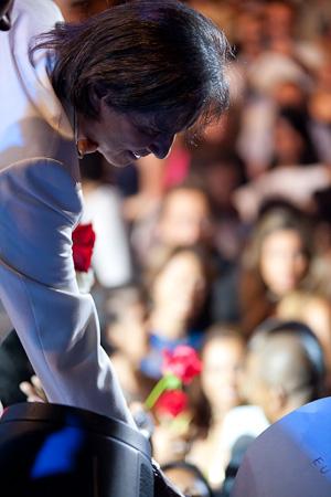 Roberto Carlos no Rio de Janeiro 15/12/2012