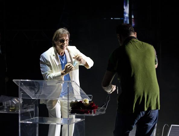 Roberto Carlos no Rio de Janeiro 16/12/2012
