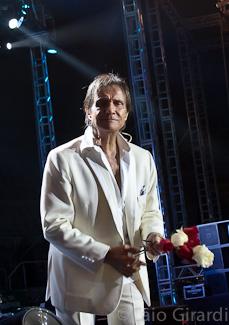 Roberto Carlos no Rio de Janeiro 16 e 18/12/2011