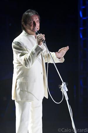 Roberto Carlos no Rio de Janeiro 20/04/2012