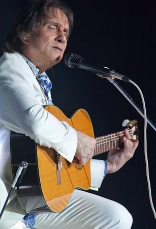Roberto Carlos no Rio de Janeiro 12/12/2015