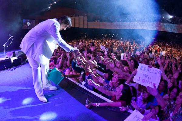 Roberto Carlos no Rio de Janeiro 3/12/2015