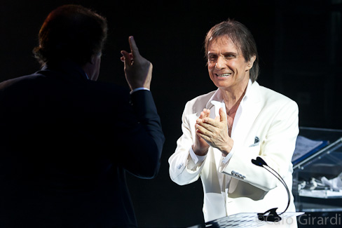 Roberto Carlos no Rio de Janeiro 20 e 21/12/2011