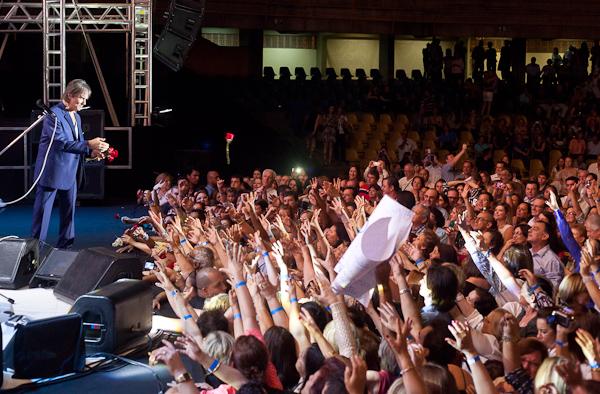 Roberto Carlos em São Carlos 21/9/2013