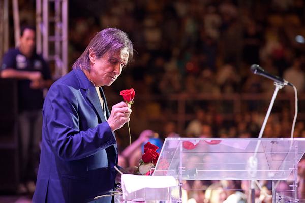 Roberto Carlos em São José do Rio Preto 12/06/2013