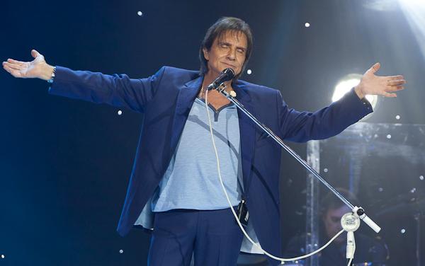 Roberto Carlos em São Paulo 11/5/2013