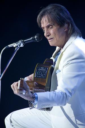 Roberto Carlos em São Paulo 16/5/2014