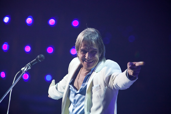 Roberto Carlos em São Paulo 17/5/2014