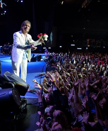 Roberto Carlos em São Paulo 25/5/2014