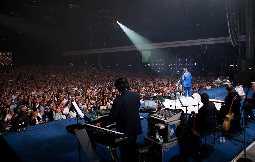 Roberto Carlos em São Paulo 6/8/2016