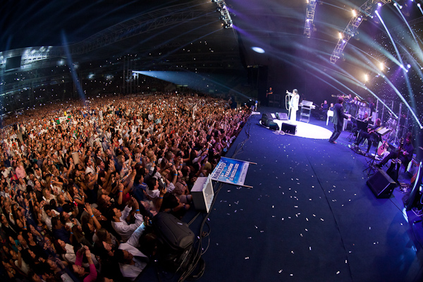 Roberto Carlos em São Paulo 19/4/2015