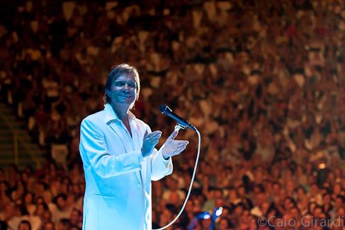 Roberto Carlos em São Paulo 25, 26 e 27/11/2011  Foto por Caio Girardi