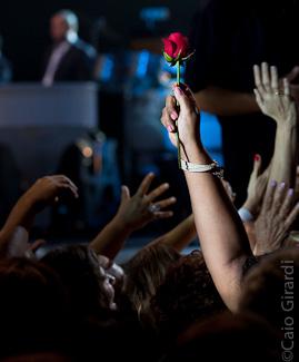 Roberto Carlos em Salvador 18 e 19/11/2011  Foto por Caio Girardi