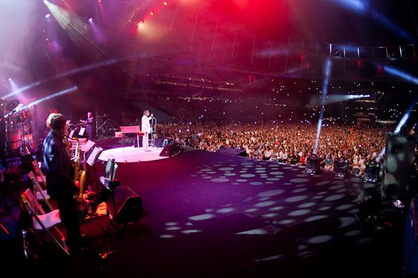 Roberto Carlos em Salvador 29/11/2014
