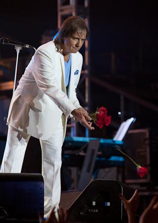 Roberto Carlos em Santa Cruz do Sul 10/4/2013