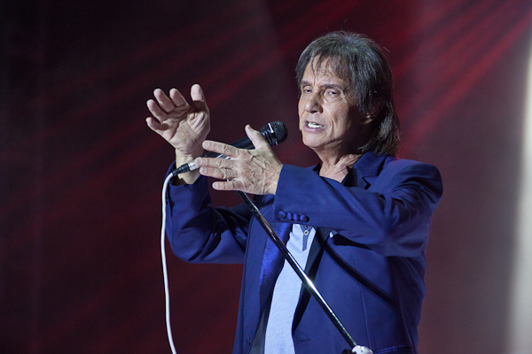 Roberto Carlos em Uberlândia 15/6/2013