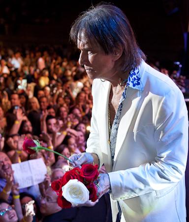 Roberto Carlos em Uberlândia 7/10/2015