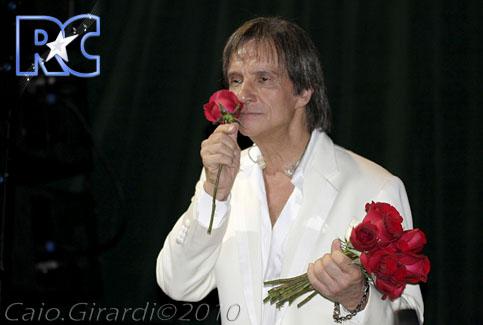 Roberto Carlos em Natal (09/12/2010)