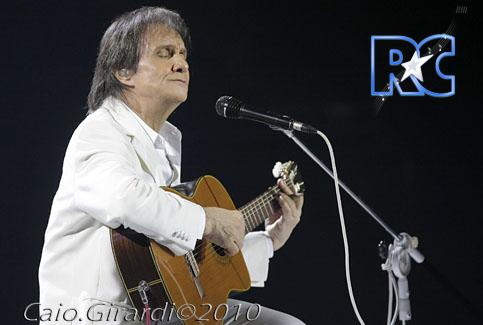 Roberto Carlos em Recife 03/09/2010  Foto por Caio Girardi