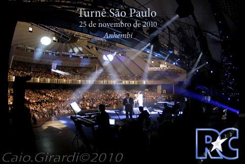 Roberto Carlos em São Paulo (24 e 25/11/2010)  Foto por Caio Girardi