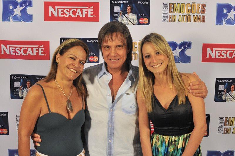 Lara Lima e Lucia Santos