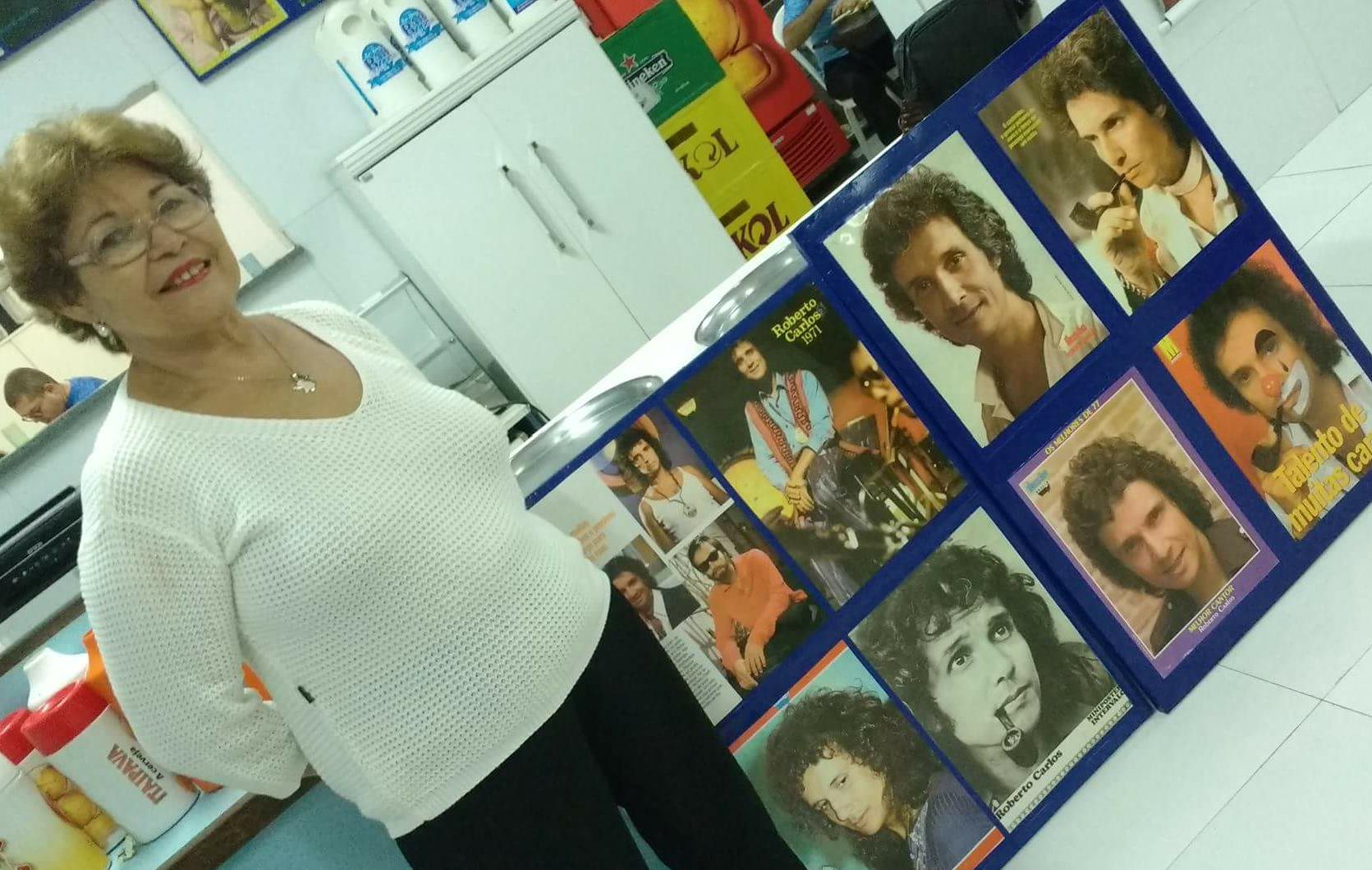 Maria José Oliveira - Escolhi passar o aniversário dessa minha Tia Emília Mendonça no seu show