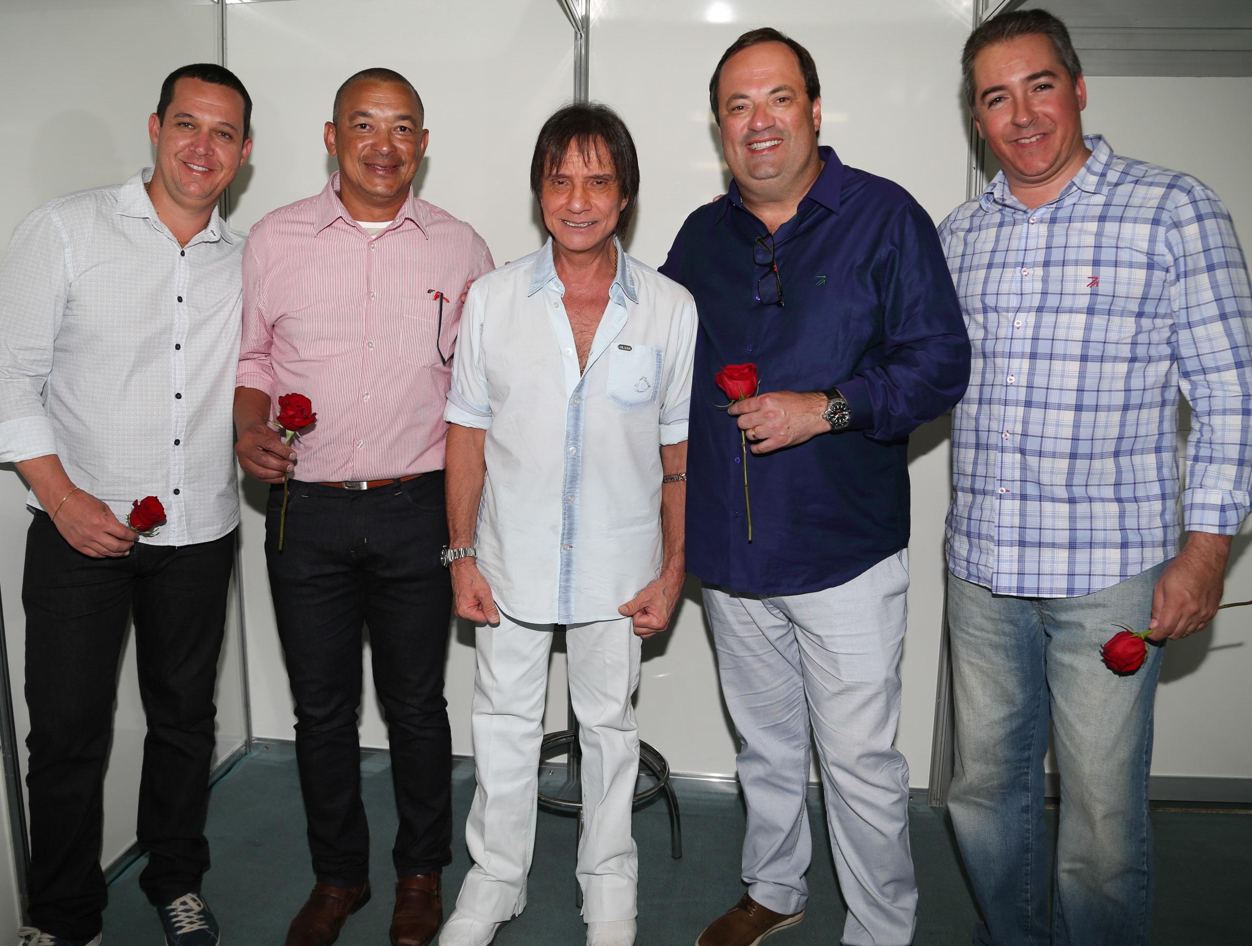 Alan, Nestor Lemos, Vilela e Wellington
